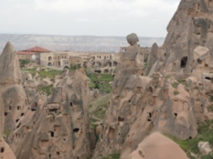 Cappadocia - a land of fairy chimneys
